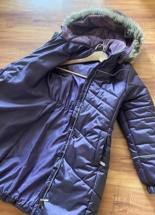 Пальто ленне