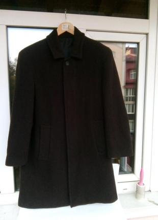 Чоловіче пальто вовна кашемір  iтадія