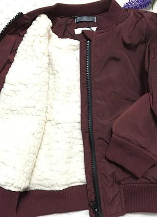 Бомбер на мальчика 1,5-2,5г,куртка утеплённая,курточка