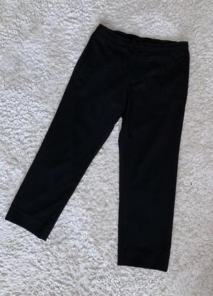 Укорочённые брюки sandro paris