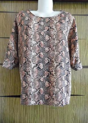 Блуза primark размер 14(42) – идет на 50-52+.