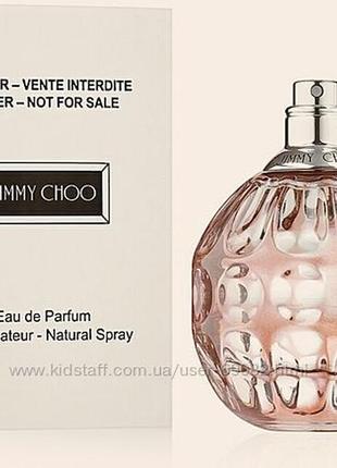 Jimmy choo eau de parfum 100 мл.