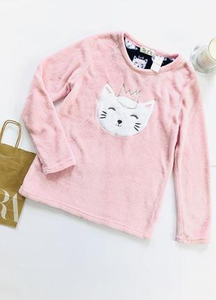 Кофточка от пижамы 💖primark 💖флис размер s