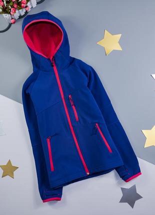 Спортивная куртка на 10 лет/133-142 см