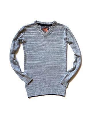 Стильный пуловер we на мальчика 134-140 см