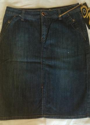 Юбка джинсовая omat jeans