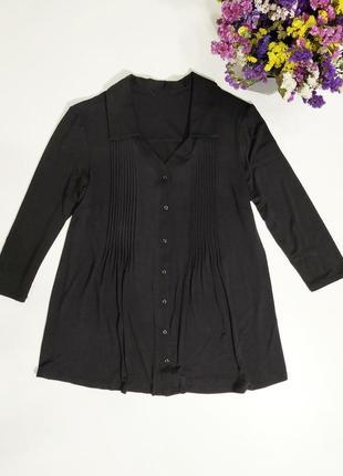 ❤️ трикотажная блуза рубашка
