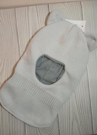 Talvi шапка шлем капор балаклава с ушками