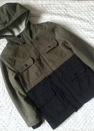 Яркая куртка софтшел мембрана,демисезонная курточка,пальто,
