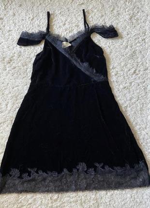 Платье пеньюар