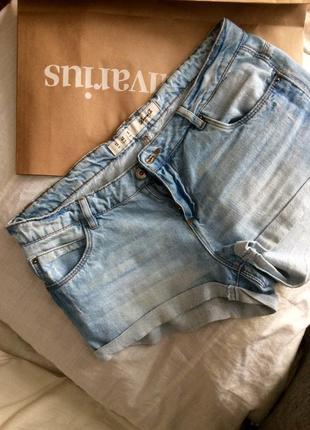 Шорти джинсові шорты на лето