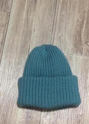 Объёмные шапки