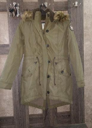 Куртка abercrombie & fitch размер m