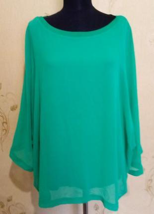 Красивая блуза edit большой размер 22-24