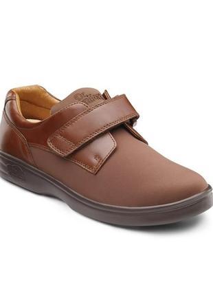 Ортопедические туфли большого размера