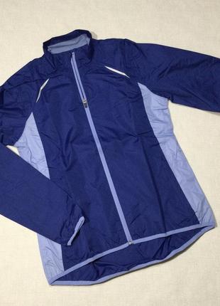 Велосипедная водонепроницаемая куртка для женщин crivit