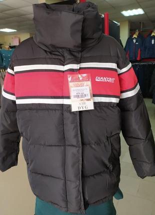 Оверсайз, женские зимние куртки s-м-l