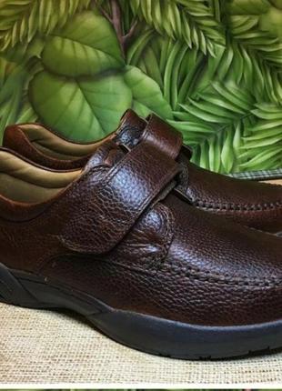 Комфортные ортопедические туфли