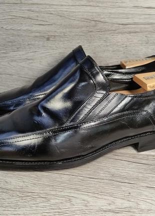 Stacy adams 44.5p туфли мужские