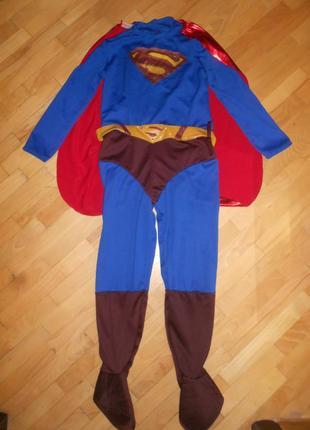 Костюм на мальчика супермен