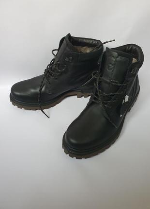 Зимние ботинки ecco tred tray m мужской размер 46