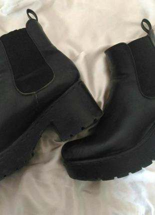 Крутые ботинки