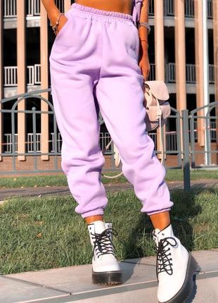 Самые модные штанишки с начёсом ❤️