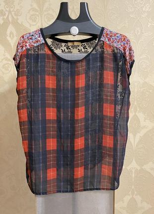 Блузка / футболка zara
