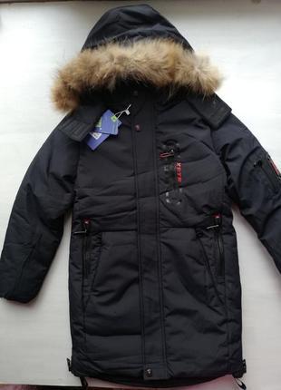 Нереально стильное зимнее пальто