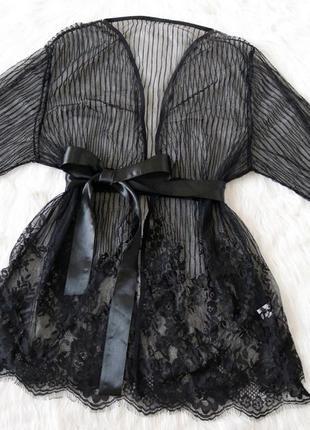 43 женский кружевной халат