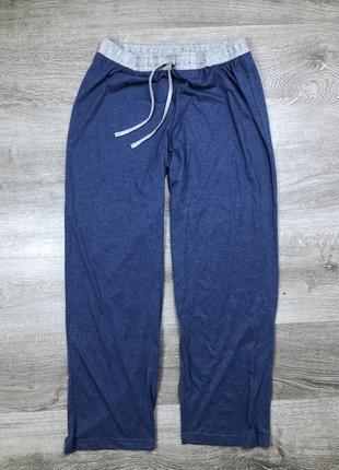Легкие трикотажные штаны