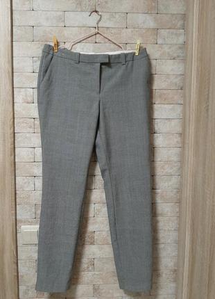 Базовые брюки из шерсти
