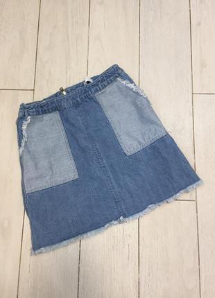 Модная юбочка