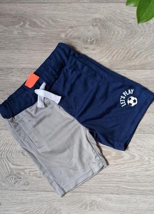 Шорты трикотажные, шорты для мальчика
