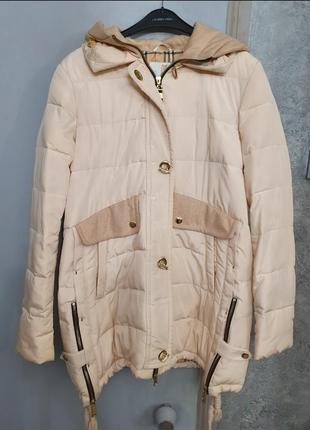 Парка весна/осень пальто куртка