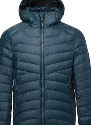 Сверхлегкая куртка пуховик (утиный пух) с капюшоном сherry сhick (разные цвета), р.s,m,l.