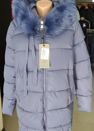 Женские зимние куртки 2xl-на ог до 96см