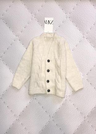Zara kids свитер новый с этикеткой