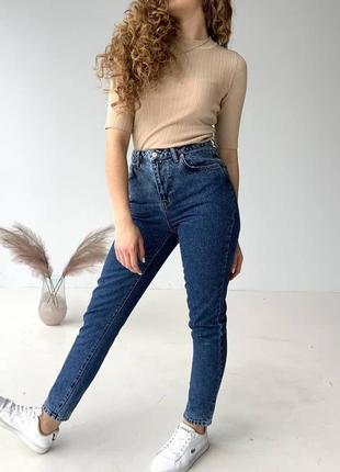 Жіночі джинси мом slim туреччина новинка 2020