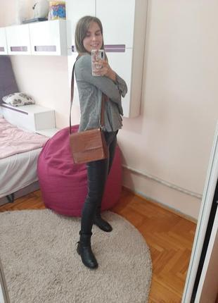 Рыжая сумочка reserved