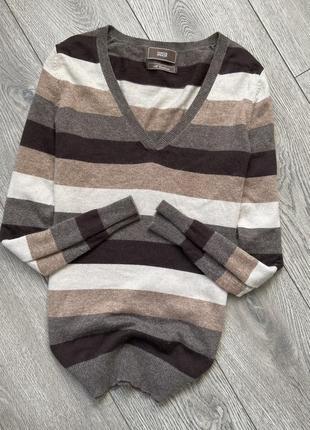 Мягкая кофта свитер гольф кашемир