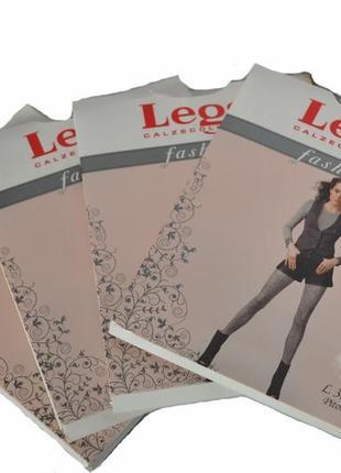 Женские безразмерные колготки legs fashion 30 den 36002