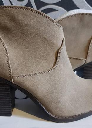 Брендовые ботинки ботильоны xoxo оригинал сша