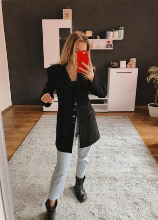 Удлиннённый пиджак. пальто. блейзер. пальтишко. подовжений піджак
