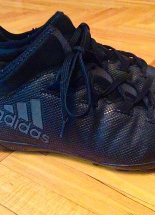Сороконожки adidas x tango 17.3 розмір 35 (22 см) футзалки,бампи,бутси
