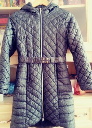 Куртка пальто для девочки