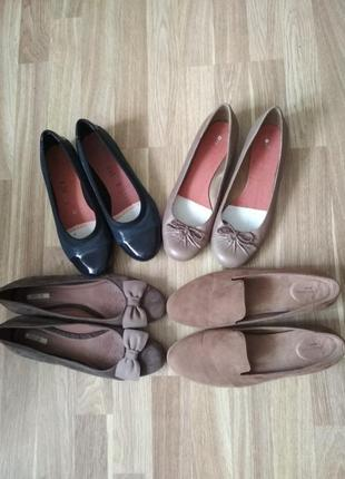 Туфли clarks распродажа !