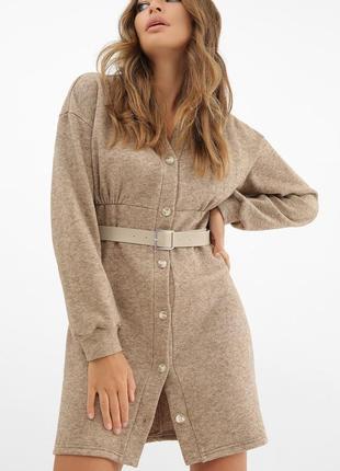 Шикарное теплое платье из шерсти 3 цвета. скидка к хеллоуину