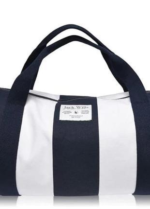 Фірмова англійська сумка jack wills!!!оригінал!!!