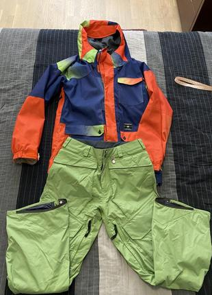 Snowboard костюм м